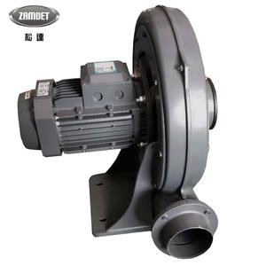 吹模機專用超靜音中壓透浦式鼓風機 CX-100A 1.5KW