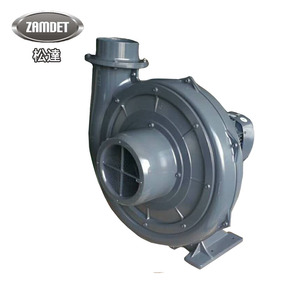 吹模機專用超靜音中壓透浦式鼓風機 CX-125A 2.2KW