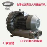真空喷涂设备用高压风泵HB-18500 18.5KW